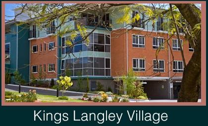 kings langley village
